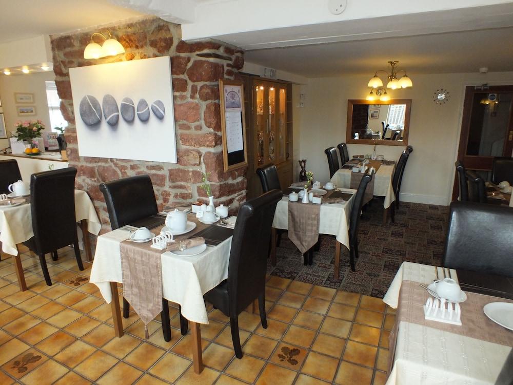 디 애슐레이 게스트하우스(The Ashleigh Guesthouse) Hotel Image 50 - Dining