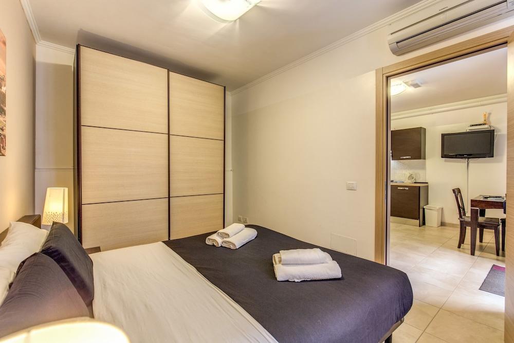 아우렐리아 바티칸 아파트먼츠(Aurelia Vatican Apartments) Hotel Image 11 - Guestroom