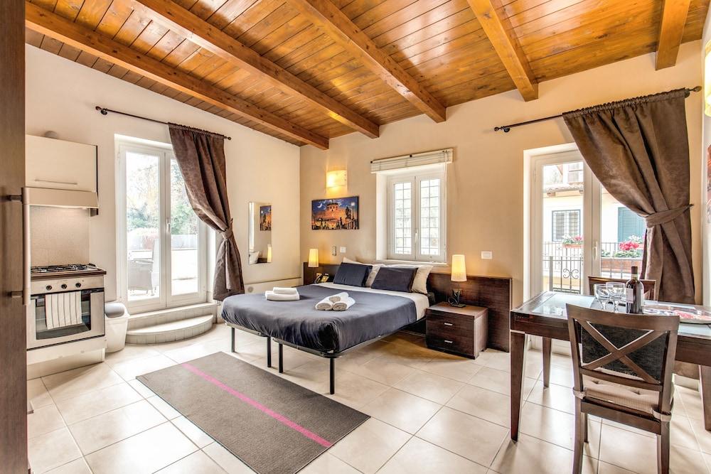 아우렐리아 바티칸 아파트먼츠(Aurelia Vatican Apartments) Hotel Image 12 - Guestroom