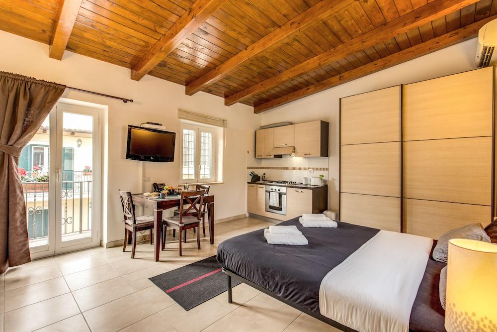 아우렐리아 바티칸 아파트먼츠(Aurelia Vatican Apartments) Hotel Image 7 - Guestroom