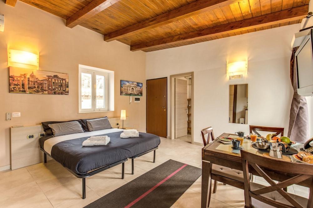 아우렐리아 바티칸 아파트먼츠(Aurelia Vatican Apartments) Hotel Image 10 - Guestroom