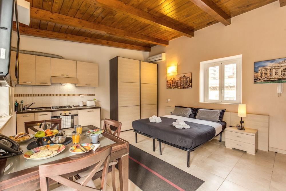 아우렐리아 바티칸 아파트먼츠(Aurelia Vatican Apartments) Hotel Image 9 - Guestroom