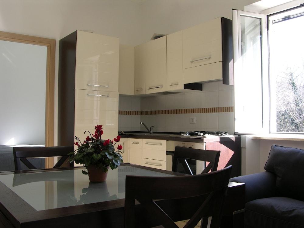 아우렐리아 바티칸 아파트먼츠(Aurelia Vatican Apartments) Hotel Image 41 - In-Room Kitchenette