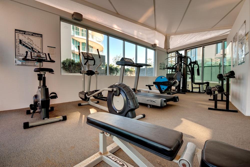 리플렉션 온 더 시(Reflection on the Sea) Hotel Image 38 - Gym