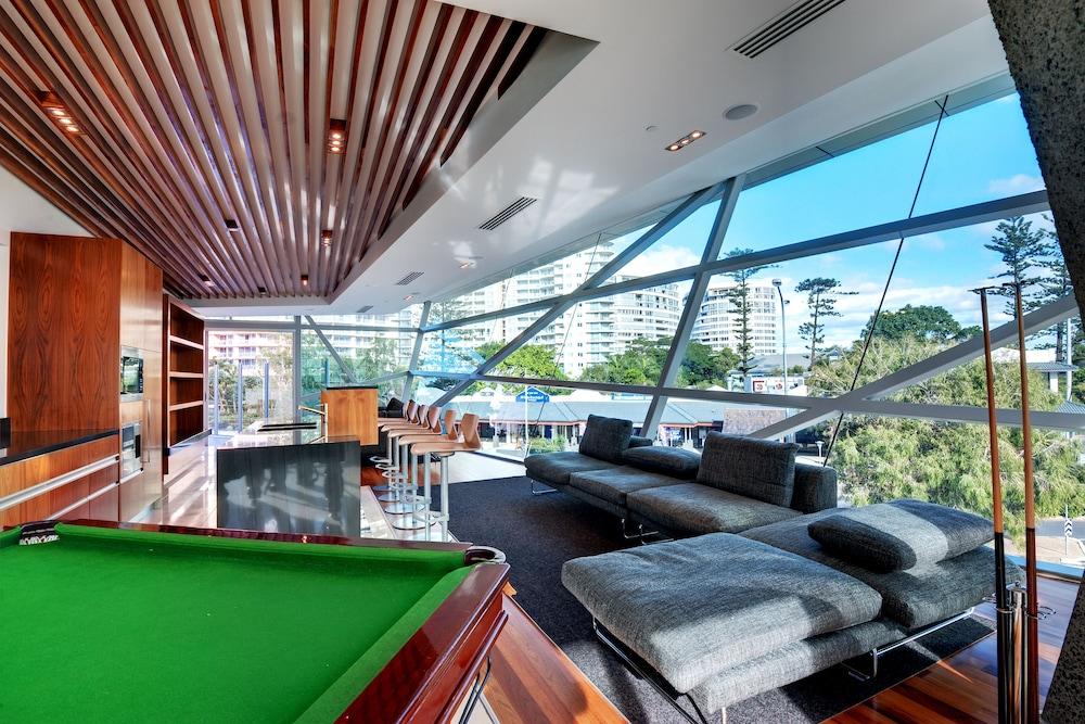 리플렉션 온 더 시(Reflection on the Sea) Hotel Image 41 - Billiards