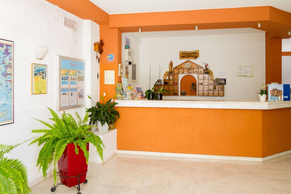 아이디얼 호텔(Ideal Hotel) Hotel Image 10 - Reception