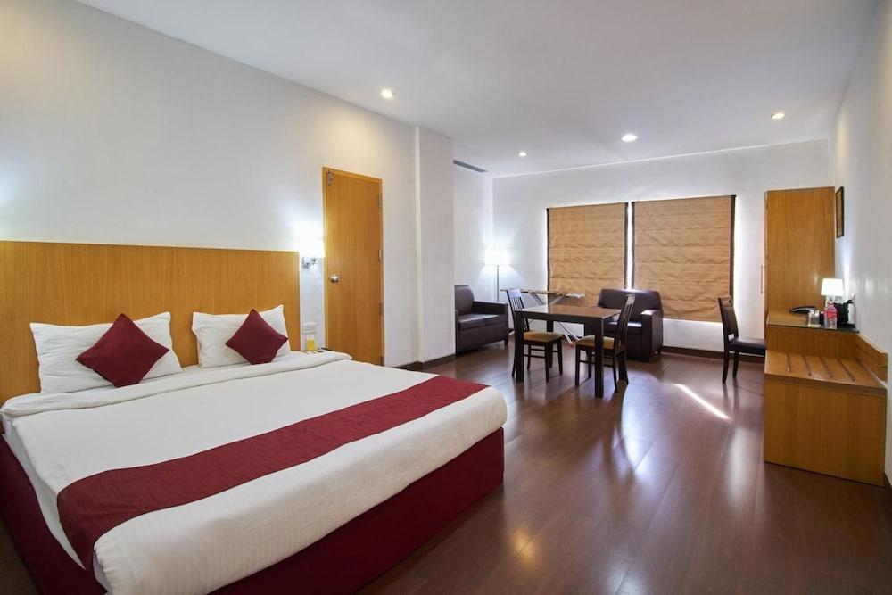 키스 셀렉트 호텔 카티 마, 첸나이(Keys Select Hotel Katti Ma, Chennai) Hotel Image 8 - Guestroom