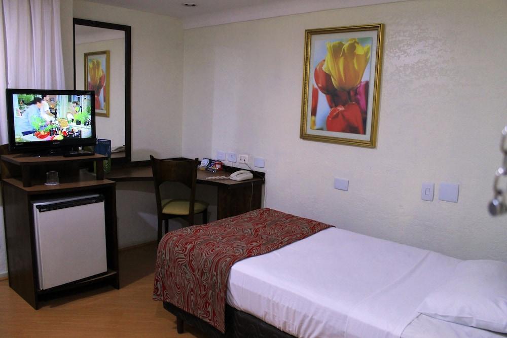 단 인 쿠리티바(Dan Inn Curitiba) Hotel Image 11 - Guestroom