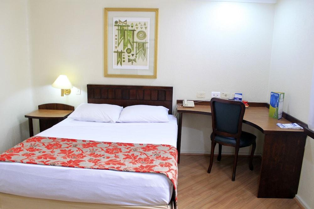 단 인 쿠리티바(Dan Inn Curitiba) Hotel Image 14 - Guestroom