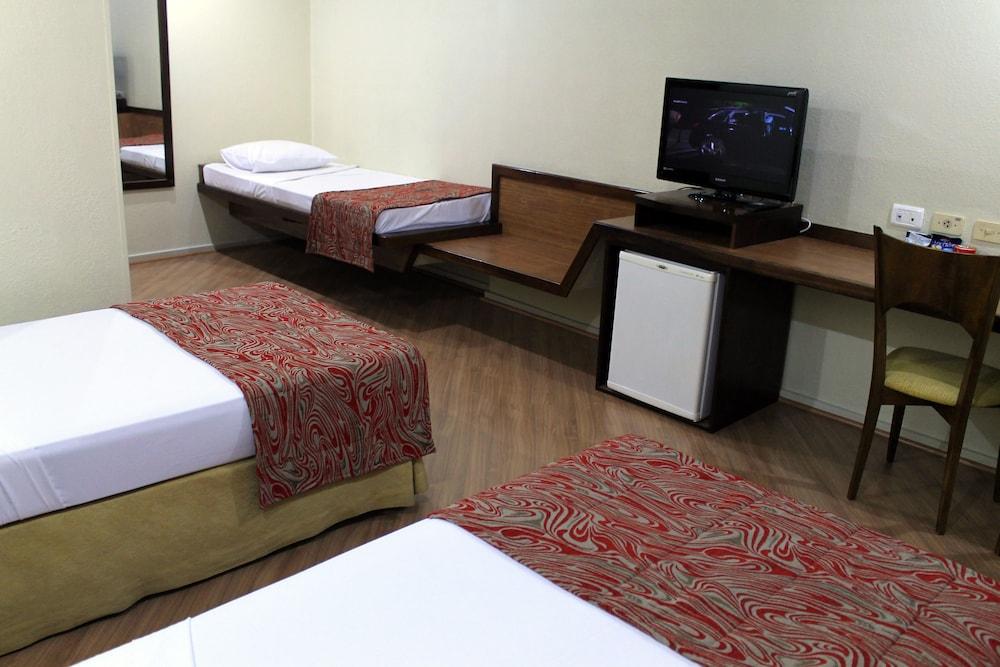 단 인 쿠리티바(Dan Inn Curitiba) Hotel Image 8 - Guestroom
