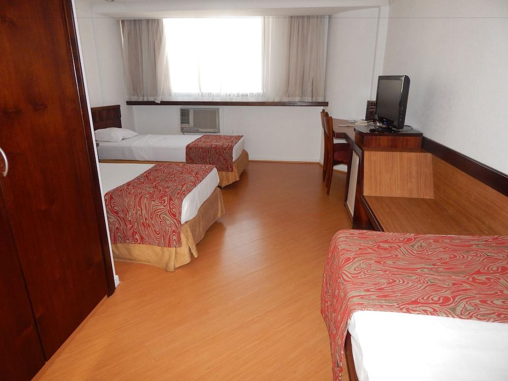 단 인 쿠리티바(Dan Inn Curitiba) Hotel Image 22 - Guestroom