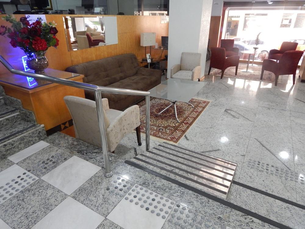 단 인 쿠리티바(Dan Inn Curitiba) Hotel Image 3 - Reception