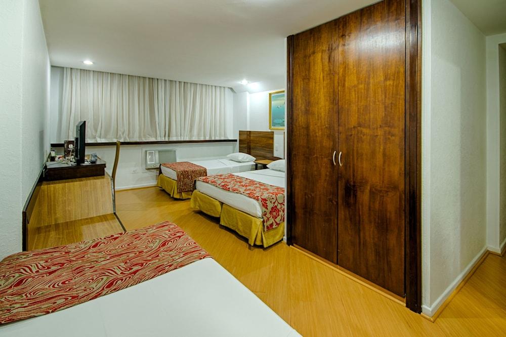 단 인 쿠리티바(Dan Inn Curitiba) Hotel Image 26 - Guestroom