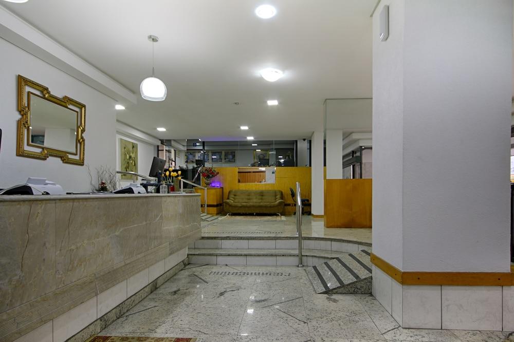 단 인 쿠리티바(Dan Inn Curitiba) Hotel Image 5 - Reception