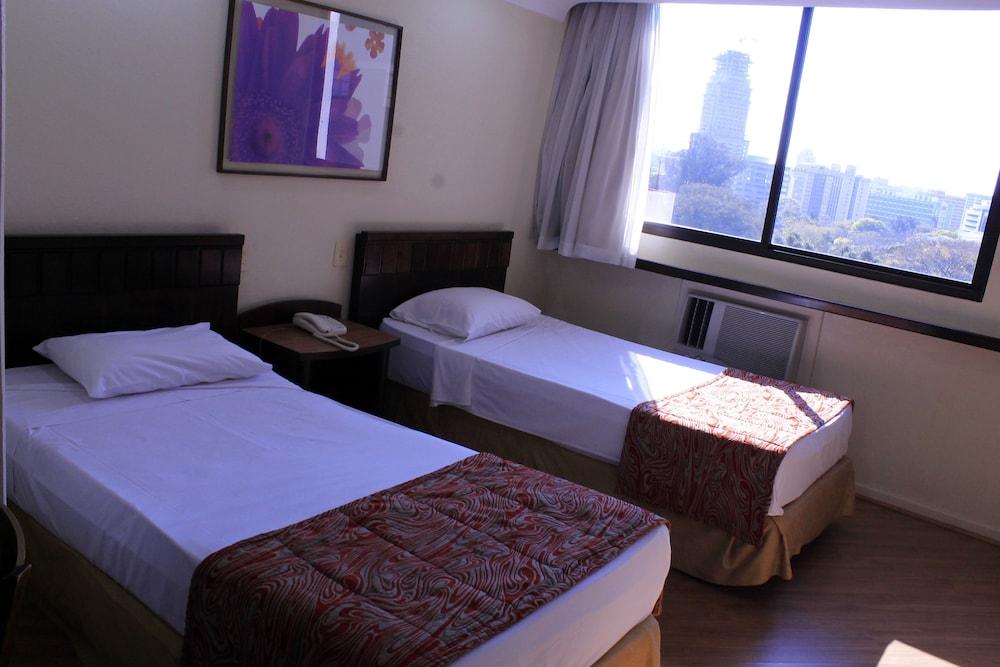 단 인 쿠리티바(Dan Inn Curitiba) Hotel Image 7 - Guestroom