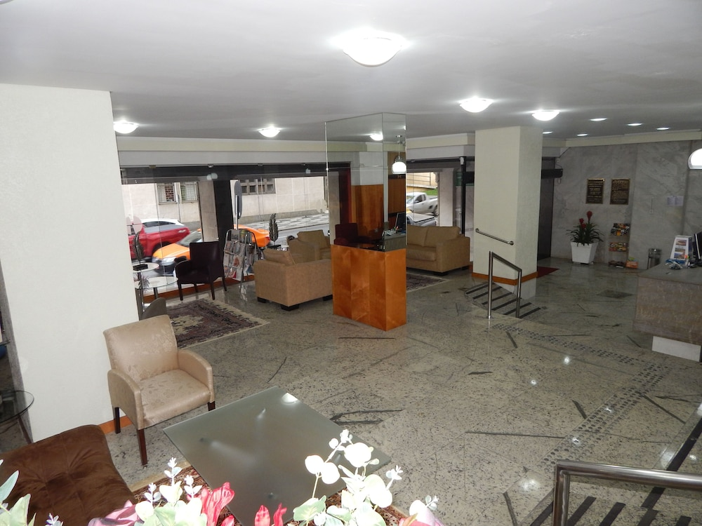 단 인 쿠리티바(Dan Inn Curitiba) Hotel Image 4 - Reception