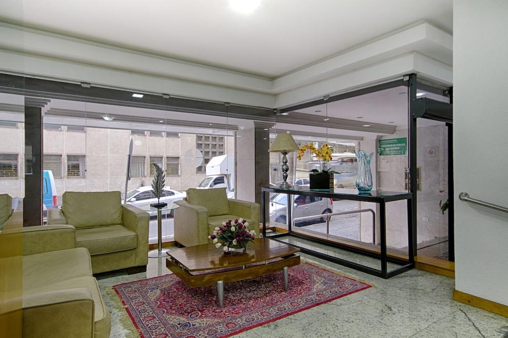 단 인 쿠리티바(Dan Inn Curitiba) Hotel Image 6 - Lobby Lounge