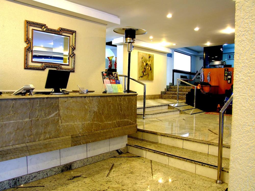 단 인 쿠리티바(Dan Inn Curitiba) Hotel Image 2 - Interior Entrance