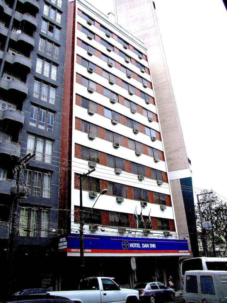 단 인 쿠리티바(Dan Inn Curitiba) Hotel Image 56 - Porch