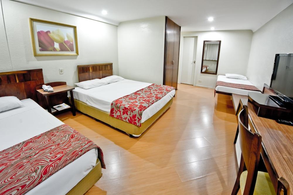 단 인 쿠리티바(Dan Inn Curitiba) Hotel Image 19 - Guestroom