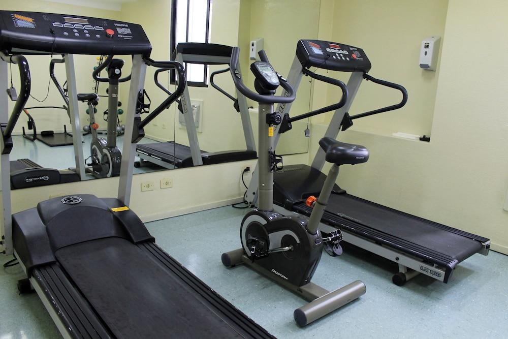 단 인 쿠리티바(Dan Inn Curitiba) Hotel Image 39 - Fitness Facility