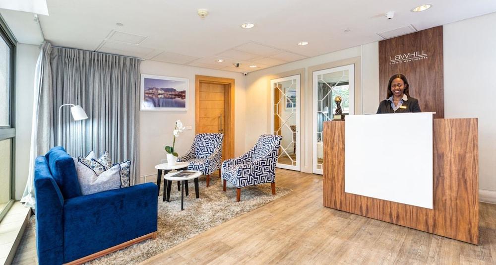 로힐 럭셔리 아파트먼트(Lawhill Luxury Apartments) Hotel Image 53 - Reception