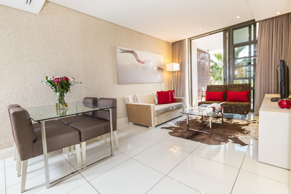 로힐 럭셔리 아파트먼트(Lawhill Luxury Apartments) Hotel Image 44 - Living Room