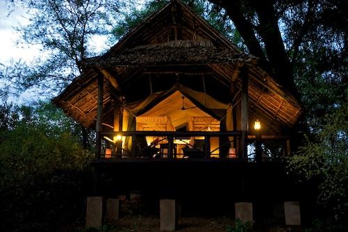 . Samburu Intrepids Tented Camp
