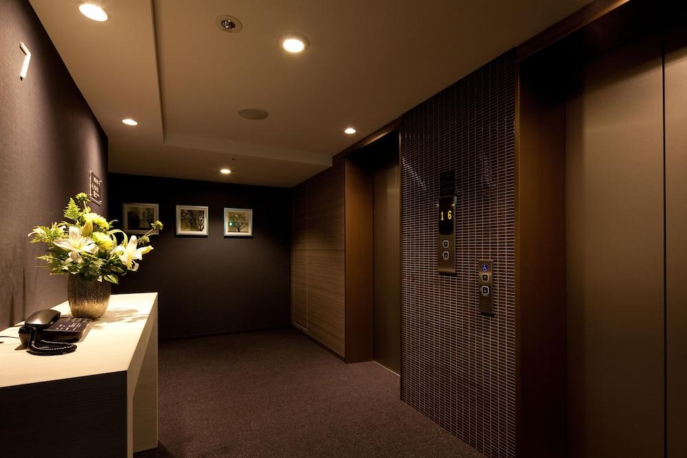 다이와 로이넷 호텔 도쿄 아카바네(Daiwa Roynet Hotel Tokyo Akabane) Hotel Image 20 - Hallway