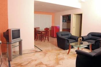 컴팩트 파나슈(Compact Panache) Hotel Image 7 - Living Area