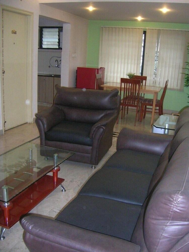 컴팩트 파나슈(Compact Panache) Hotel Image 8 - Living Room