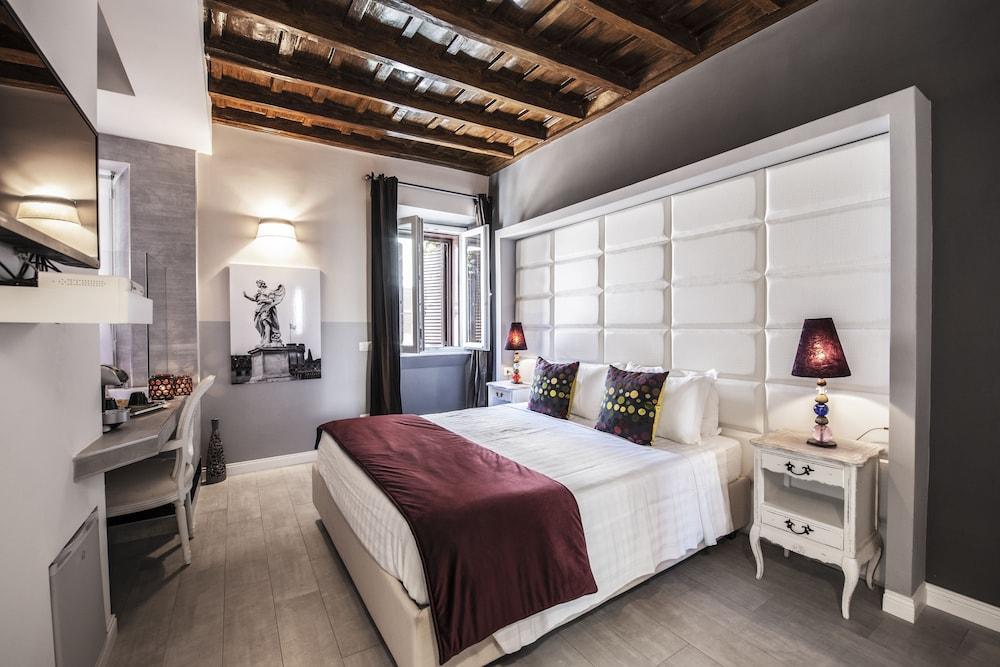 타운 하우스 스파냐(Town House Spagna) Hotel Image 15 - Guestroom