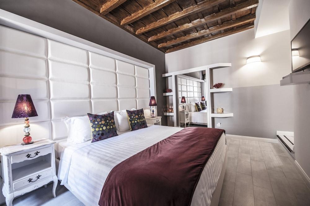 타운 하우스 스파냐(Town House Spagna) Hotel Image 13 - Guestroom