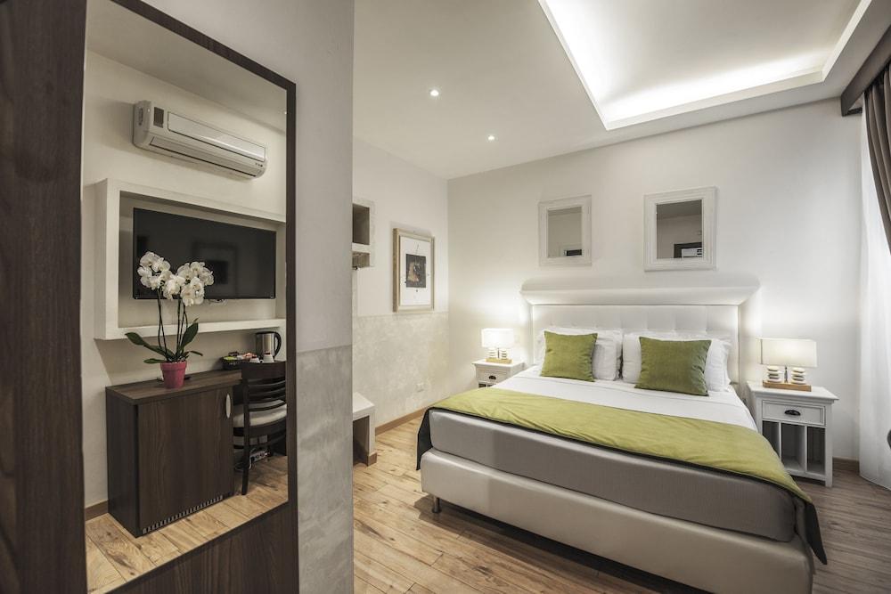타운 하우스 스파냐(Town House Spagna) Hotel Image 19 - Guestroom