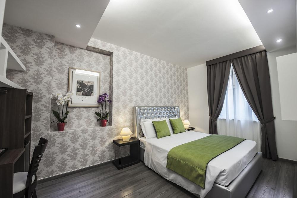 타운 하우스 스파냐(Town House Spagna) Hotel Image 20 - Guestroom