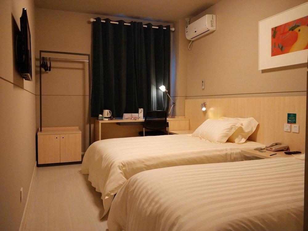 진지앙 인 양푸 브리지(Jinjiang Inn Yangpu Bridge) Hotel Image 6 - Guestroom
