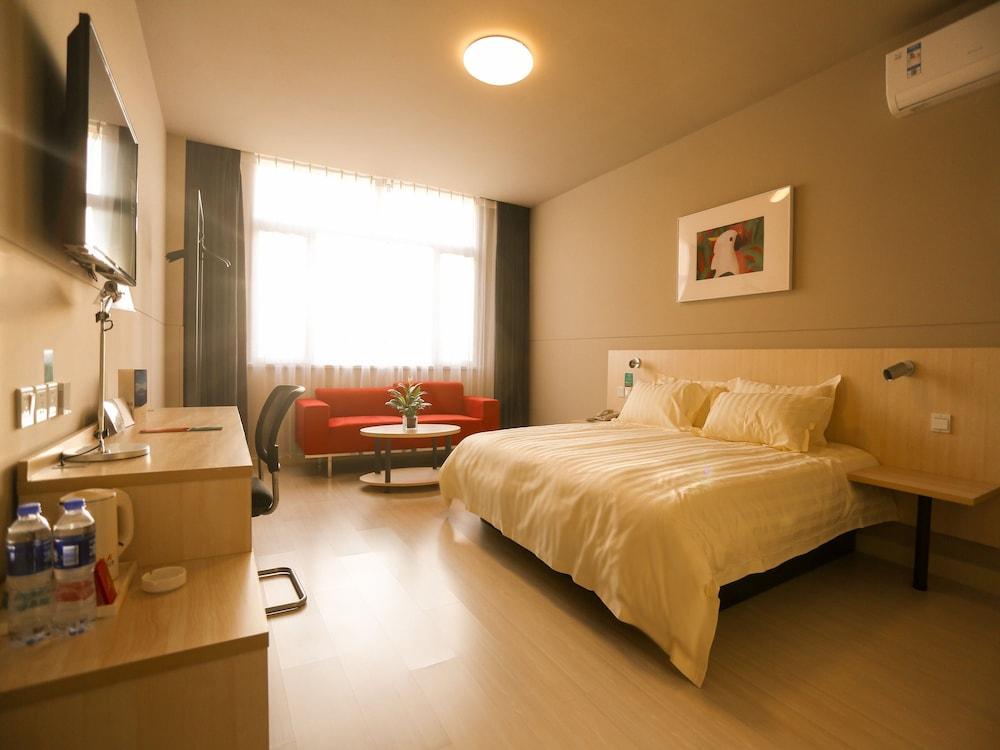 진지앙 인 양푸 브리지(Jinjiang Inn Yangpu Bridge) Hotel Image 18 - Guestroom
