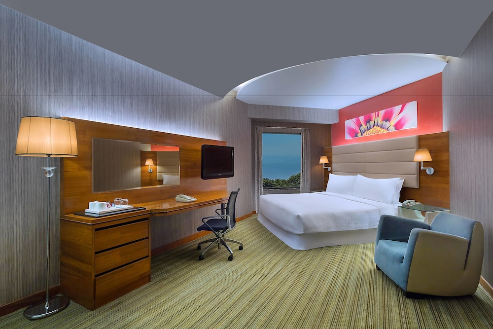 포 포인츠 바이 쉐라톤 비사카파트남(Four Points by Sheraton Visakhapatnam) Hotel Image 8 - Guestroom