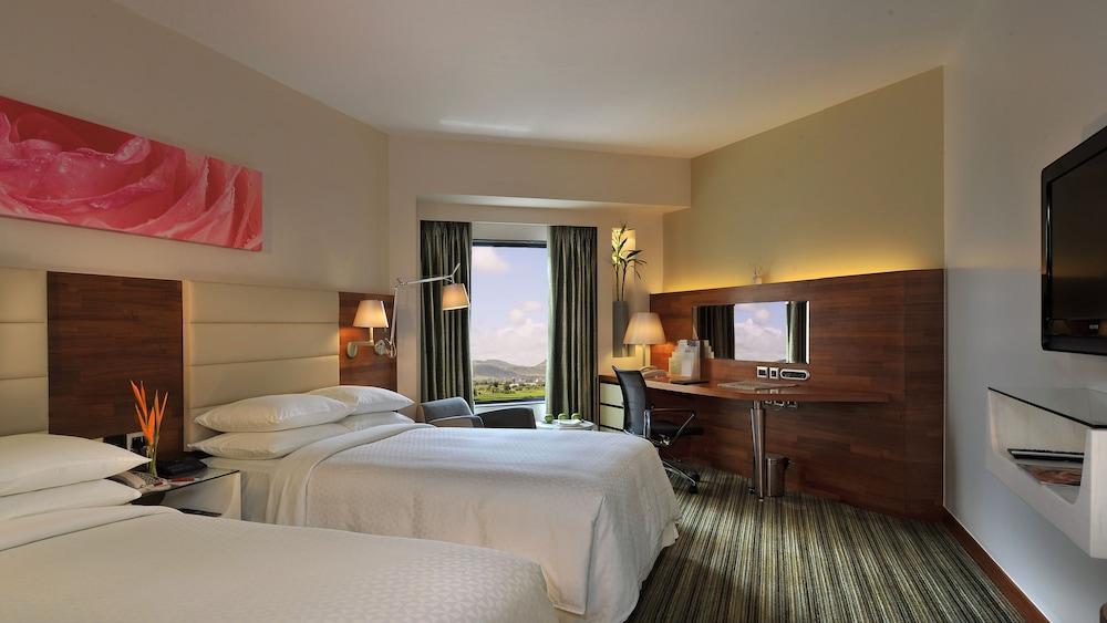 포 포인츠 바이 쉐라톤 비사카파트남(Four Points by Sheraton Visakhapatnam) Hotel Image 15 - Guestroom