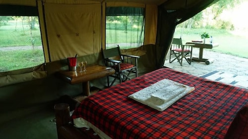 Siana Springs Tented Camp, Narok West