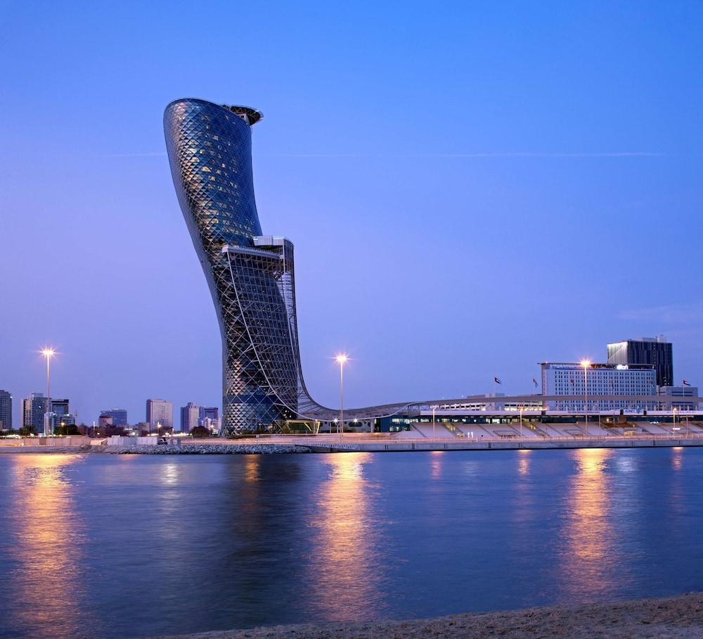 Andaz Capital Gate Abu Dhabi – a concept by Hyatt