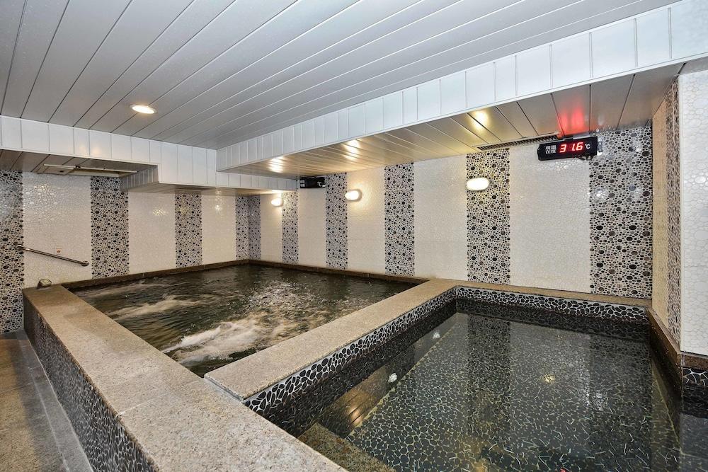 私人 Spa 浴池