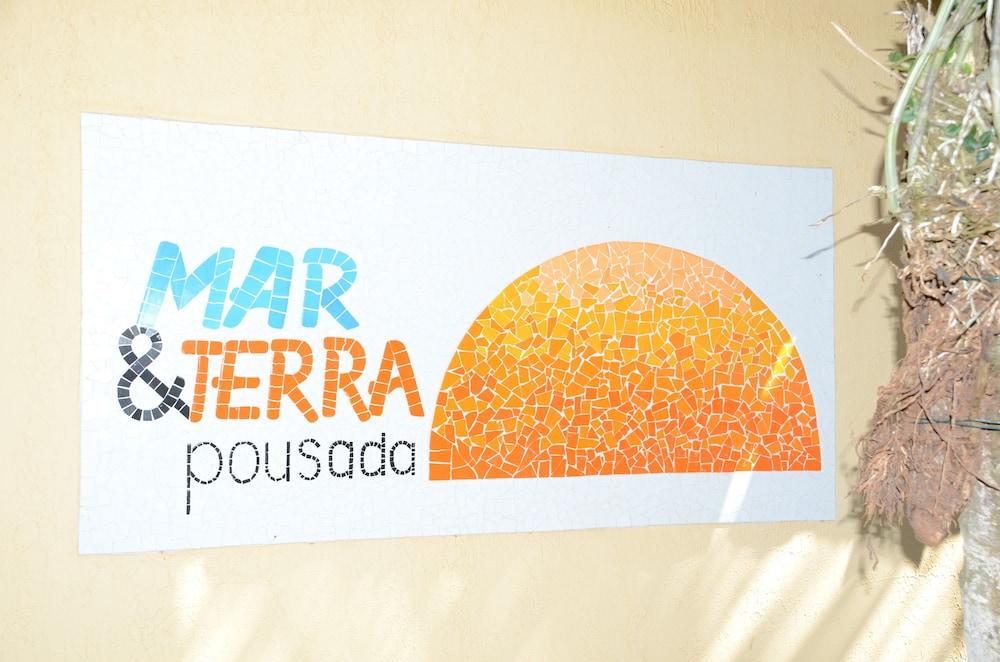 포우사다 마르 에 테라(Pousada Mar e Terra) Hotel Image 46 - Hotel Front