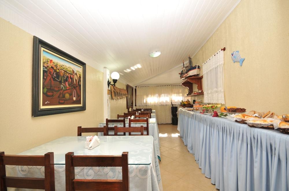 포우사다 마르 에 테라(Pousada Mar e Terra) Hotel Image 37 - Breakfast Area