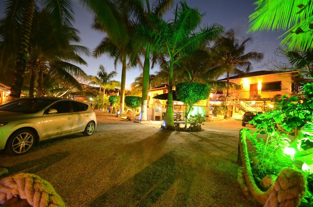 포우사다 마르 에 테라(Pousada Mar e Terra) Hotel Image 52 - Parking