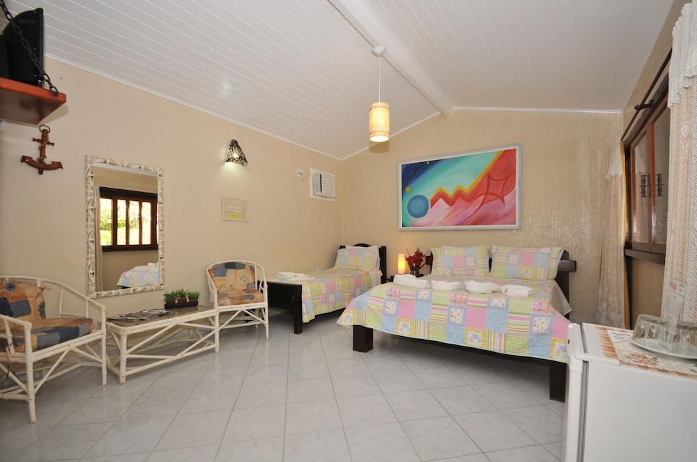 포우사다 마르 에 테라(Pousada Mar e Terra) Hotel Image 17 - Guestroom