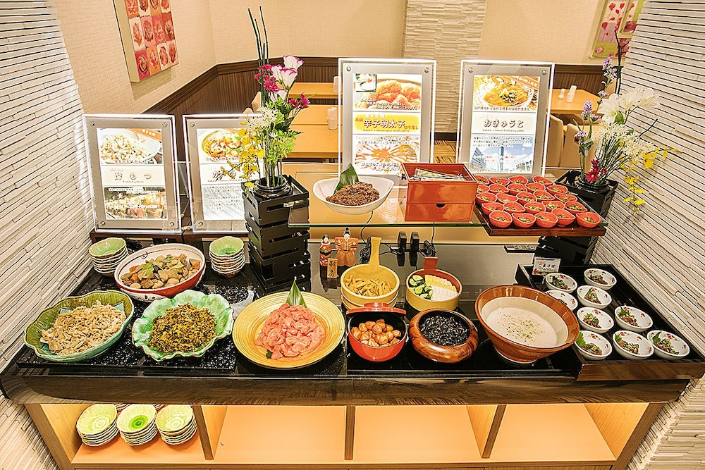 호텔 홋케 클럽 후쿠오카(Hotel Hokke Club Fukuoka) Hotel Image 126 - Food and Drink