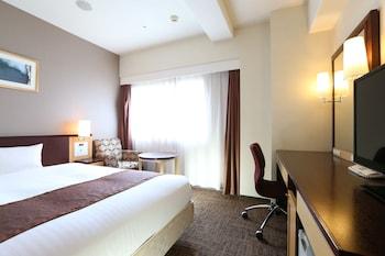 禁煙 シングル ホテル法華クラブ福岡
