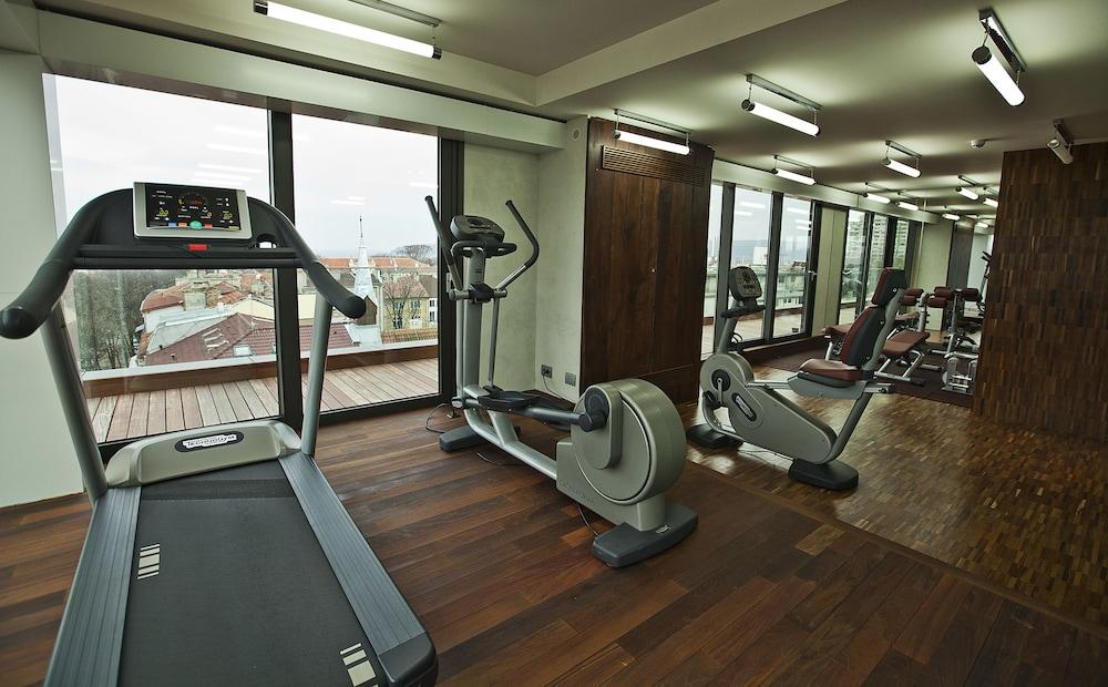 그래피티 갤러리 디자인 호텔(Graffit Gallery Design Hotel) Hotel Image 34 - Gym