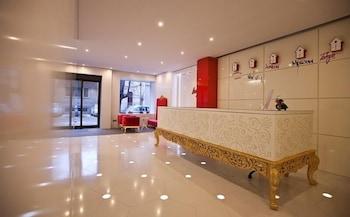 그래피티 갤러리 디자인 호텔(Graffit Gallery Design Hotel) Hotel Image 3 - Lobby